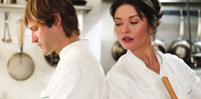 Catherine Zeta Jones No Reservations Full Movie