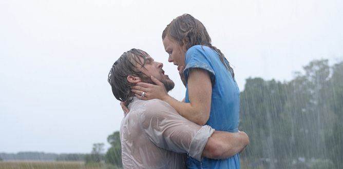 The Notebook parents guide
