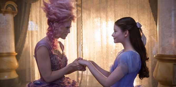 The Nutcracker and the Four Realms parents guide