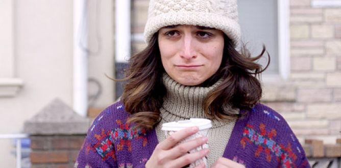 Obvious Child parents guide