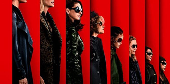 Ocean's 8 parents guide
