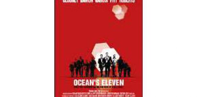 Ocean's Eleven parents guide