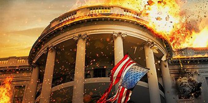 Olympus Has Fallen parents guide