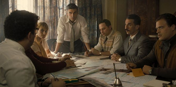 Operation Finale parents guide