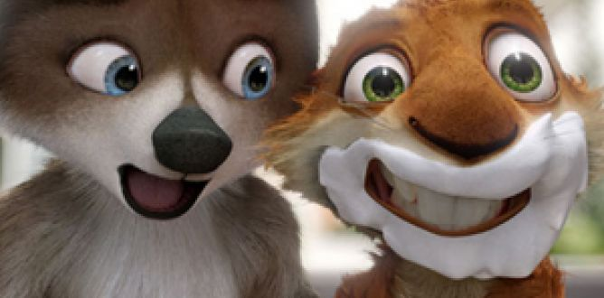 Picture from Over The Hedge