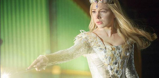 Picture from Oz The Great and Powerful