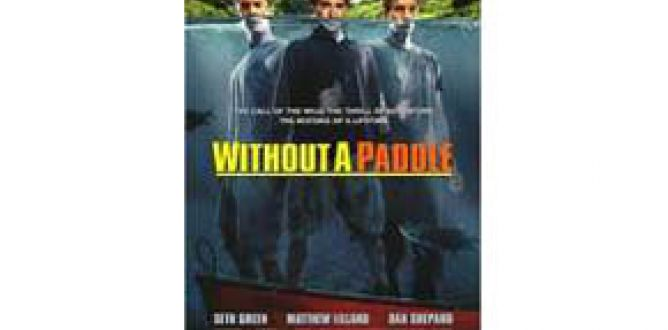 Without A Paddle parents guide