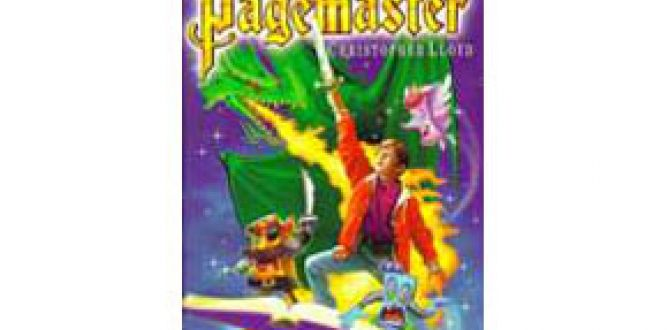 Picture from The Pagemaster