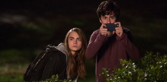 Paper Towns parents guide