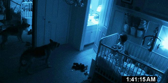 Paranormal Activity 2 parents guide