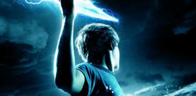 Percy Jackson & the Olympians: The Lightning Thief Movie Review for