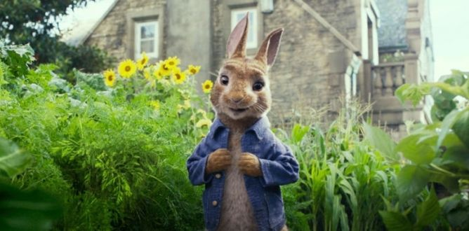 Peter Rabbit parents guide