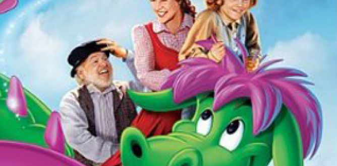 Pete's Dragon parents guide