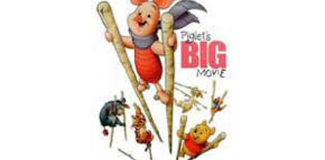 Piglet's Big Movie parents guide