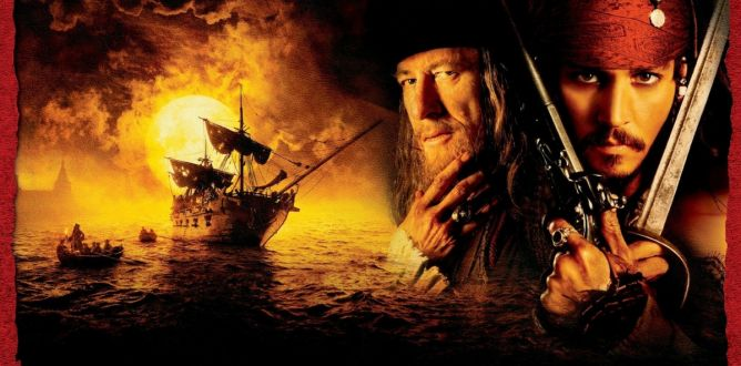 Pirates of the Caribbean: The Curse of the Black Pearl parents guide