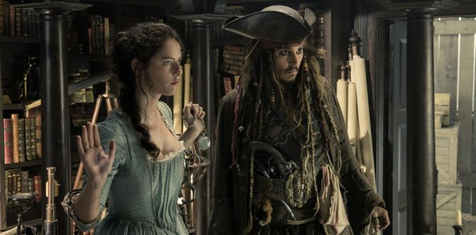 Pirates of the Caribbean: Dead Men Tell No Tales parents guide