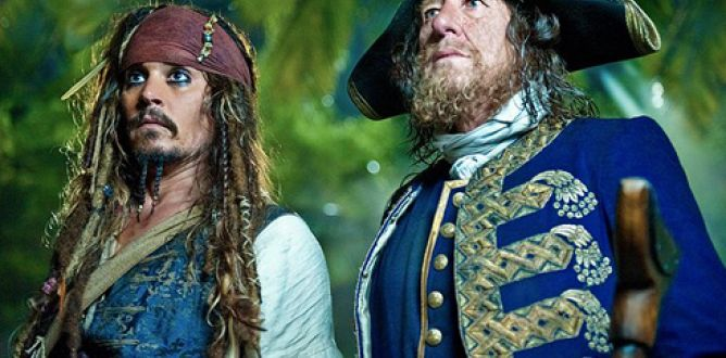 Pirates of the Caribbean: On Stranger Tides parents guide