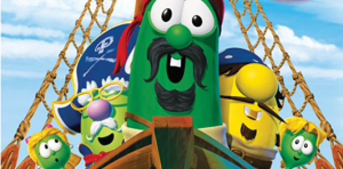 Picture from Pirates Who Don't Do Anything: A Veggie Tales Movie