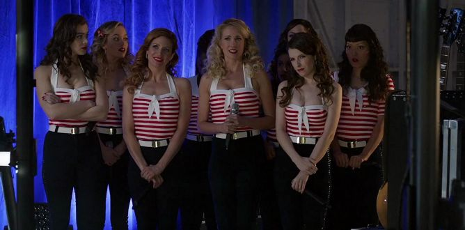 Pitch Perfect 3 parents guide