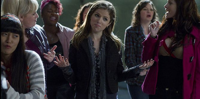 Pitch Perfect parents guide