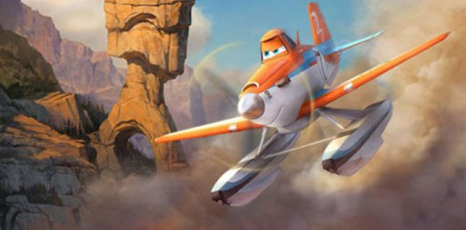 Picture from Planes: Fire & Rescue