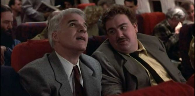 Planes, Trains and Automobiles parents guide