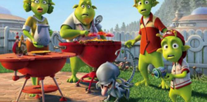 Planet 51 parents guide