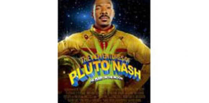 The Adventures of Pluto Nash (2002) parents guide