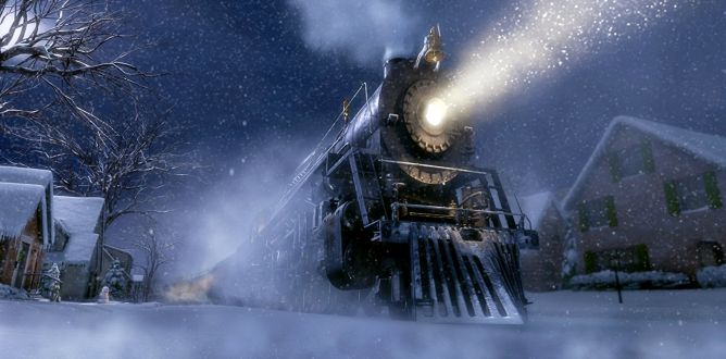 The Polar Express parents guide