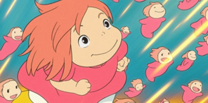 Ponyo parents guide