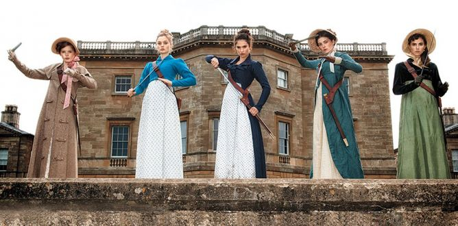 Pride and Prejudice and Zombies parents guide