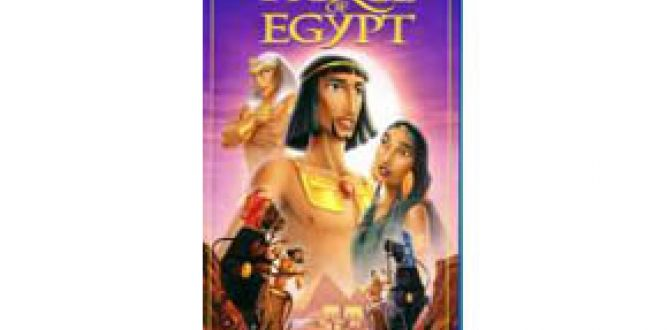 Prince Of Egypt parents guide