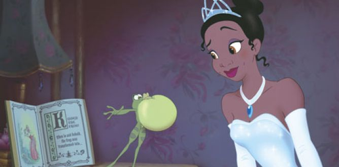 The Princess and the Frog parents guide