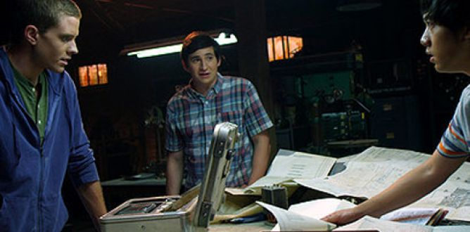 Project Almanac parents guide
