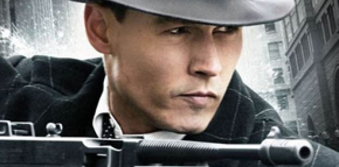 Picture from Public Enemies