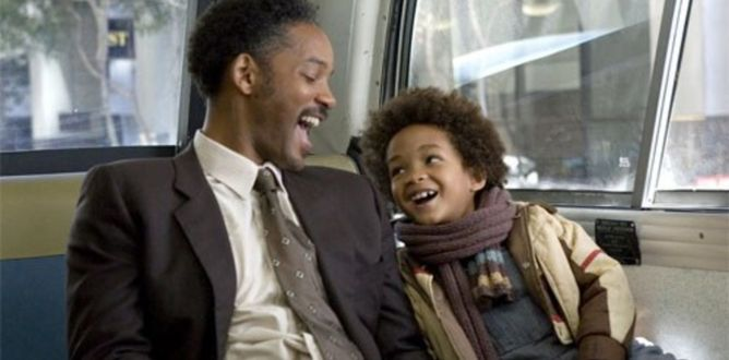 The Pursuit of Happyness parents guide