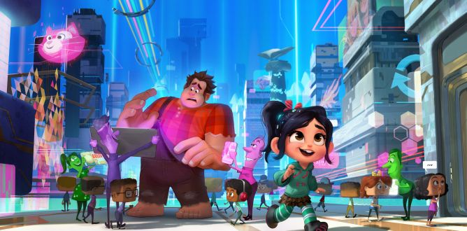 Ralph Breaks the Internet parents guide