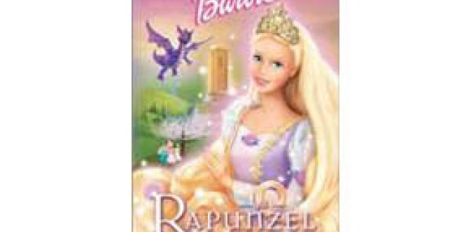 Picture from Barbie as Rapunzel