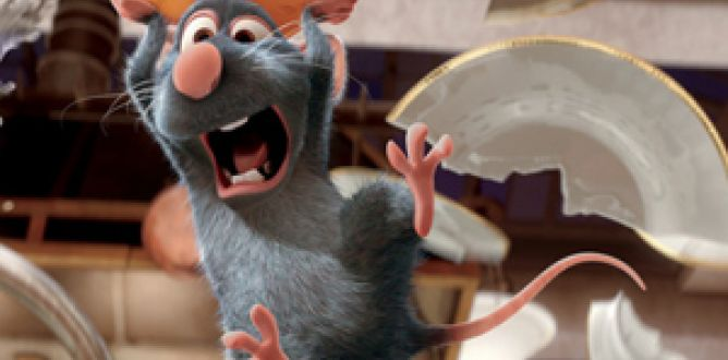 Ratatouille parents guide