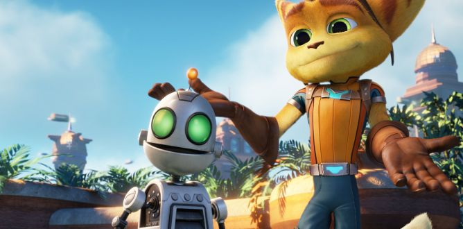 Ratchet & Clank parents guide