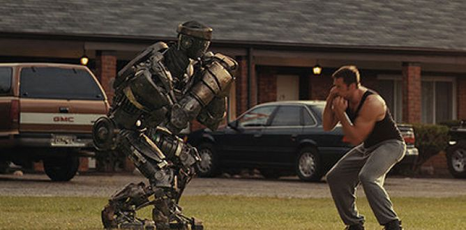 Picture from Real Steel