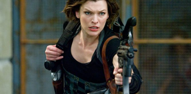Resident Evil: Afterlife parents guide