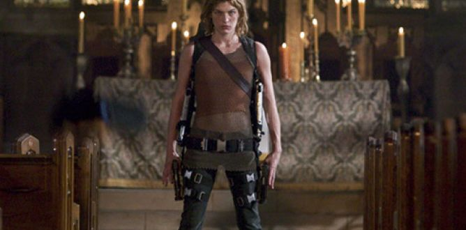 Resident Evil: Apocalypse parents guide