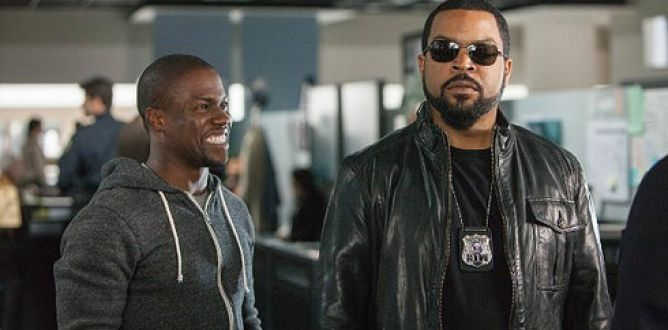 Picture from Ride Along