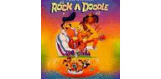 Picture from Rock A Doodle