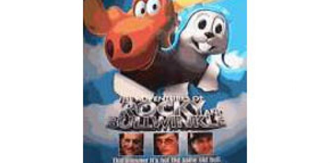 The Adventures Of Rocky And Bullwinkle parents guide