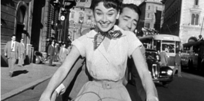 Picture from Roman Holiday