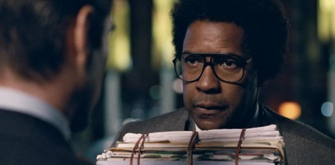Roman J. Israel, Esq. parents guide