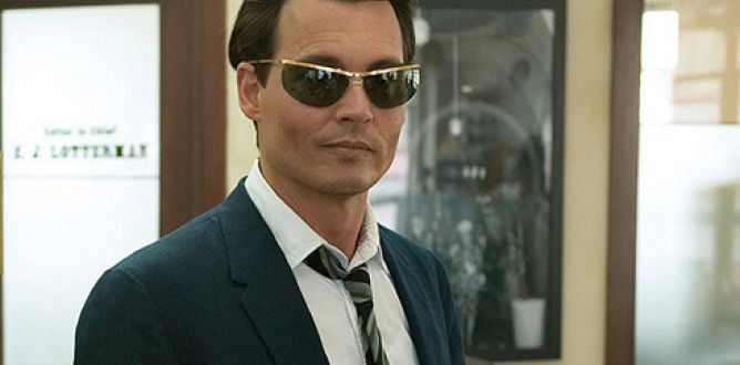 The Rum Diary parents guide