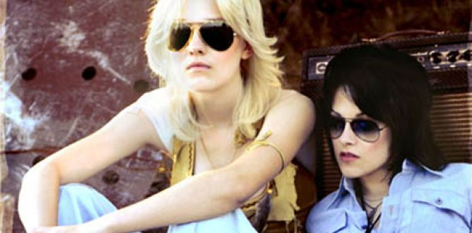 Picture from The Runaways